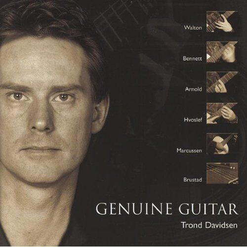 Trond Davidsen - Genuine Guitar - Preis vom 03.09.2020 04:54:11 h