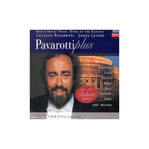 Pavarotti - Pavarotti Plus - Preis vom 19.01.2021 06:03:31 h