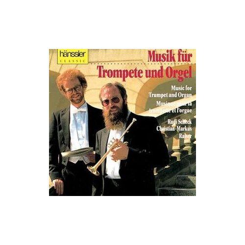 Rudi Scheck - Musik für Trompete und Orgel - Preis vom 16.04.2021 04:54:32 h