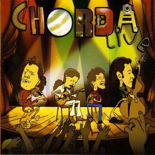 Chorda - Chorda Live - Preis vom 20.10.2020 04:55:35 h