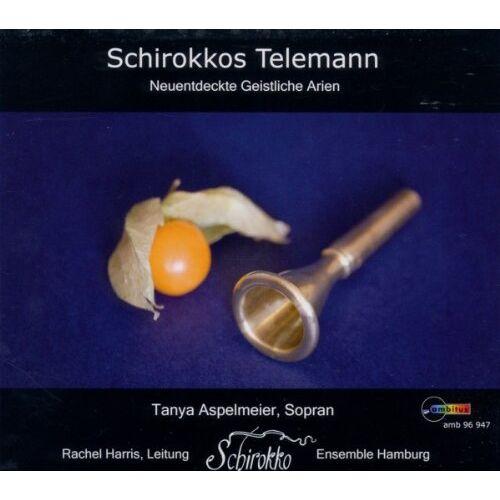 Tanya Aspelmeier - Schirokkos Teleman - Preis vom 14.04.2021 04:53:30 h