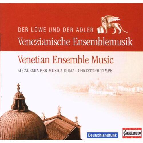 Timpe - Der Löwe und der Adler - Preis vom 25.02.2021 06:08:03 h