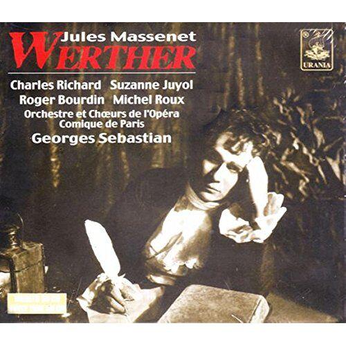 L'Opera Com Werther [Sebastian - Werther - Preis vom 21.01.2021 06:07:38 h