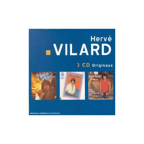 Herve Vilard - Nous/Herve Vilard/Je T'aime Ta - Preis vom 28.02.2021 06:03:40 h