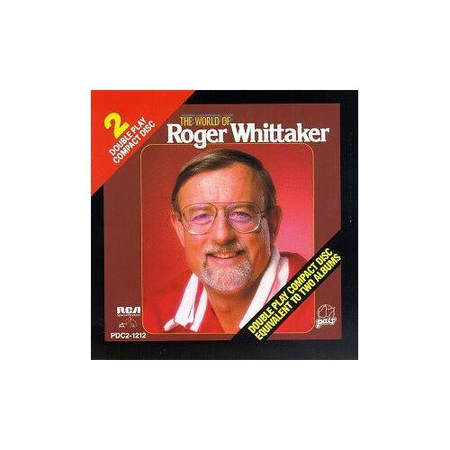 Roger Whittaker - World Or Roger Whittaker - Preis vom 03.03.2021 05:50:10 h