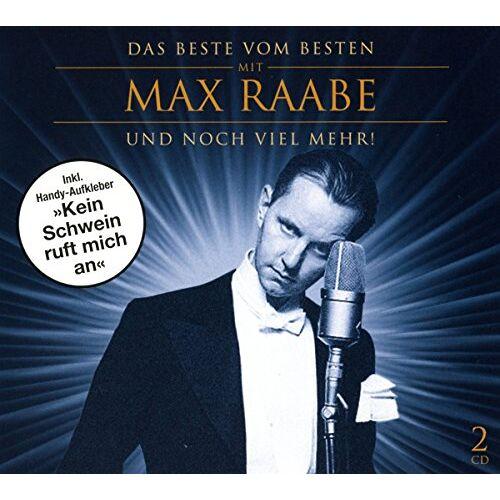 Palast Orchester mit Max Raabe - Das Beste Vom Besten mit Max Raabe - Preis vom 25.02.2021 06:08:03 h