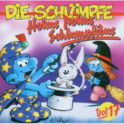die Schlümpfe - Hokus Pokus Schlumpfibus! - Preis vom 31.03.2020 04:56:10 h