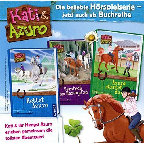 Kati & Azuro - 021/Jagd auf Den Spion - Preis vom 12.05.2021 04:50:50 h