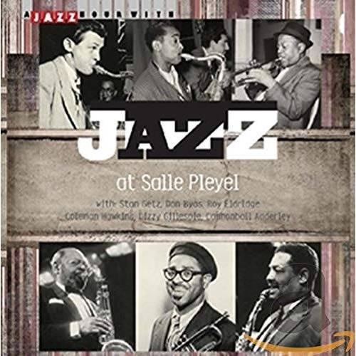Various - Jazz at Salle Pleyel - Preis vom 15.05.2021 04:43:31 h