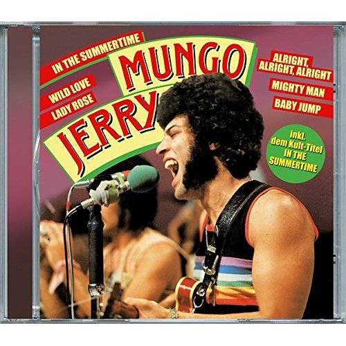 Mungo Jerry - Mungo Jerry-in the Summertime - Preis vom 24.01.2020 06:02:04 h