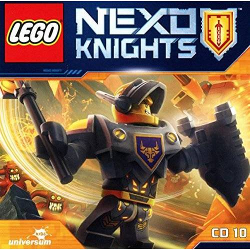 Lego Nexo Knights - Lego Nexo Knights Hörspiel Folge 10 - Preis vom 23.01.2020 06:02:57 h