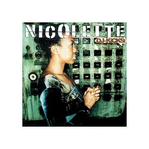 Nicolette - DJ Kicks - Nicolette - Preis vom 22.01.2020 06:01:29 h