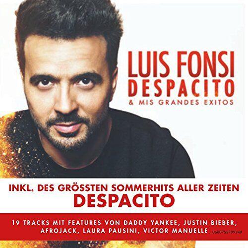 Luis Fonsi - Despacito & Mis Grandes Exitos - Preis vom 07.05.2021 04:52:30 h