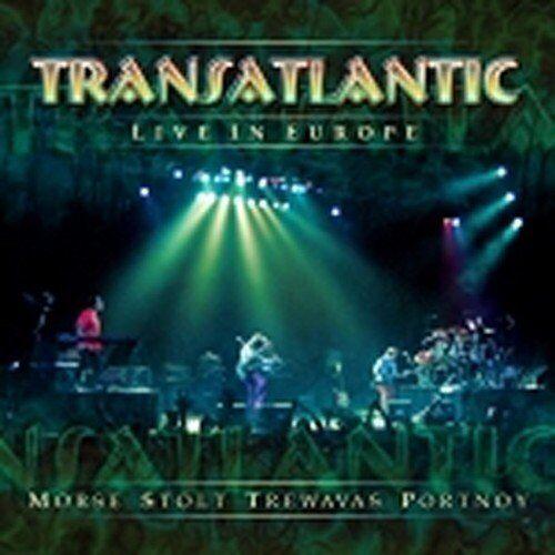 Transatlantic - Live in Europe - Preis vom 17.04.2021 04:51:59 h