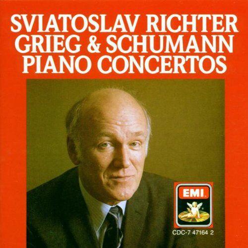 Richter - Klavierkonzert Op. 16 / Klavierkonzert OP54 - Preis vom 25.02.2021 06:08:03 h