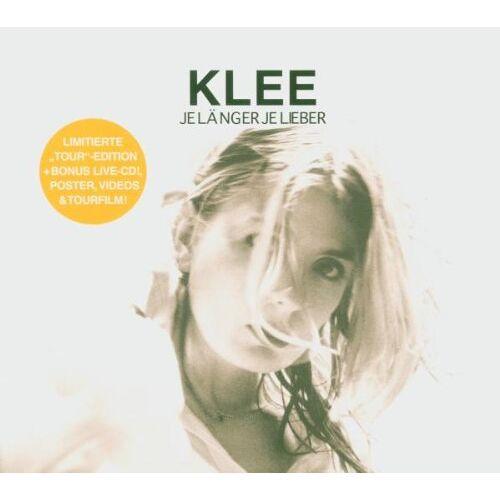 Klee - Jelängerjelieber Live Edition - Preis vom 15.05.2021 04:43:31 h