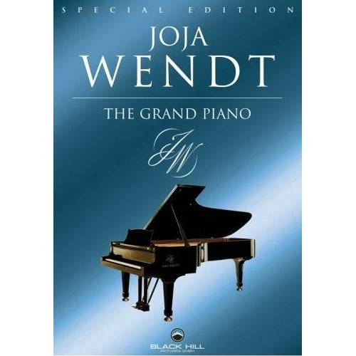 Joja Wendt - The Grand Piano [Special Edition] [2 DVDs] - Preis vom 07.03.2021 06:00:26 h