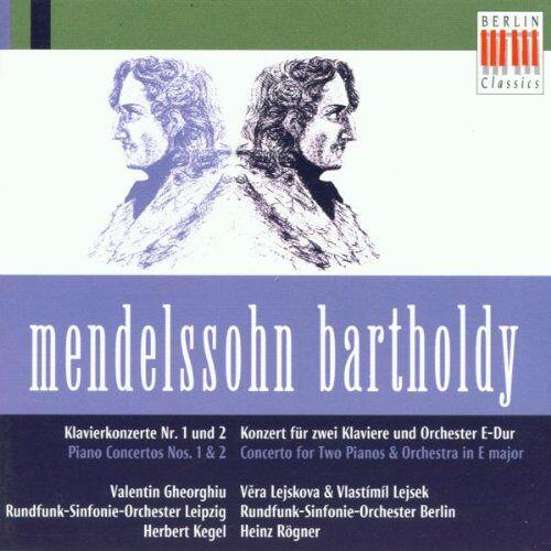 Lejskova - Klavierkonzert 1 und 2 / Konzert für 2 Klavier - Preis vom 25.01.2021 05:57:21 h