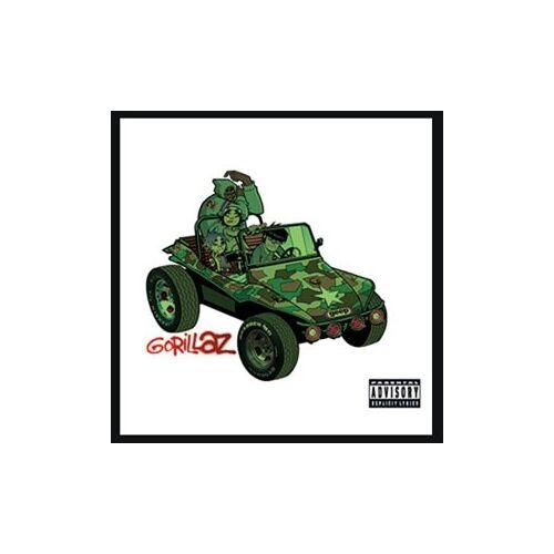 Gorillaz - Gorillaz [Vinyl LP] - Preis vom 24.10.2020 04:52:40 h