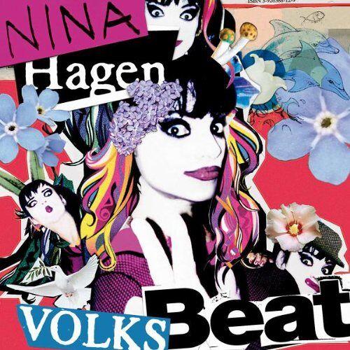 Nina Hagen - Volksbeat - Preis vom 18.04.2021 04:52:10 h