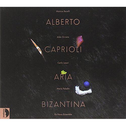 Caprioli - Caprioli:Aria Bizantina - Preis vom 09.04.2021 04:50:04 h