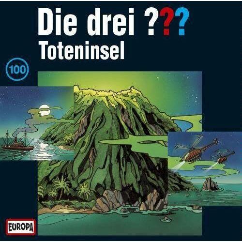 Die drei ??? - Folge 100: Toteninsel - Preis vom 18.10.2020 04:52:00 h
