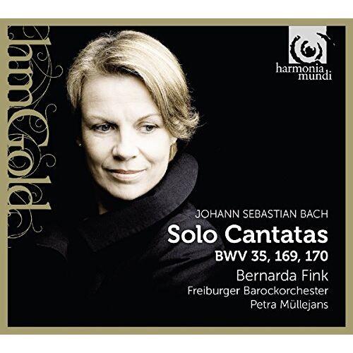 Bernarda Fink - Solokantaten - Preis vom 04.10.2020 04:46:22 h