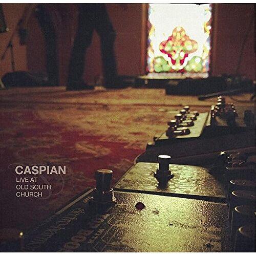 Caspian - Live at Old South Church [Vinyl LP] - Preis vom 28.02.2021 06:03:40 h