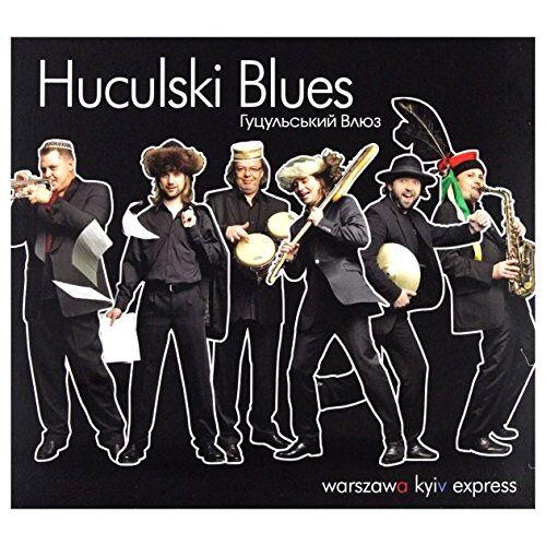 Warszawa Kyiv Express - Warszawa Kyiv Express: Huculski Blues [CD] - Preis vom 19.10.2020 04:51:53 h