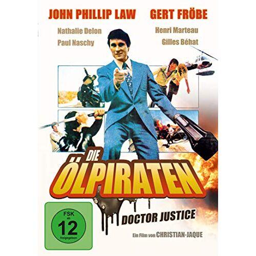 Christian-Jaque - Die Ölpiraten (Docteur Justice) - Preis vom 03.12.2020 05:57:36 h