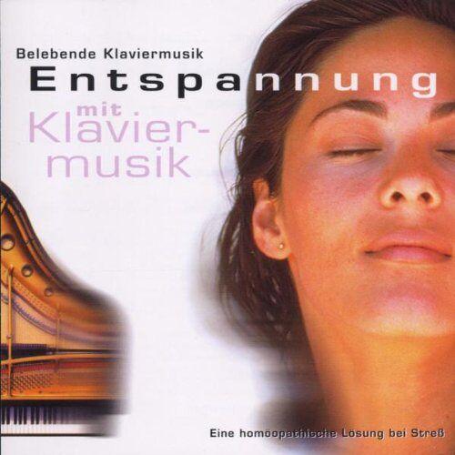 Johan Onvlee - Entspannung mit Klavier Musik - Preis vom 25.01.2021 05:57:21 h