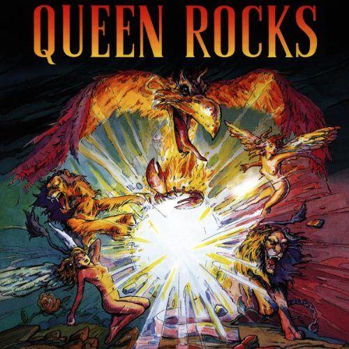 Queen - Queen Rocks - Preis vom 13.08.2020 04:48:24 h