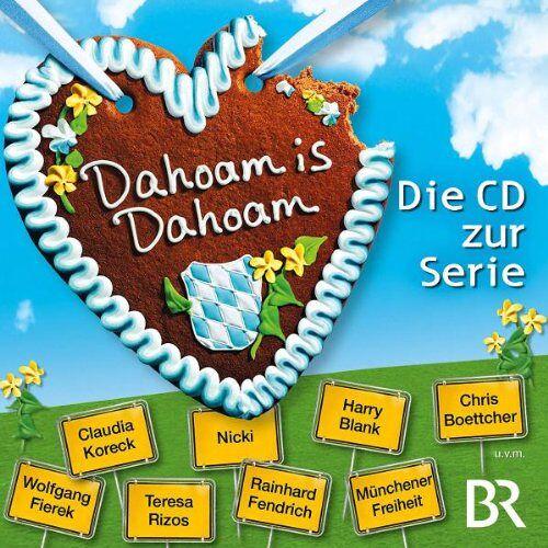 Various - Dahoam Is Dahoam - Preis vom 03.12.2020 05:57:36 h