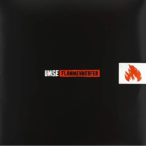 Umse - Flammenwerfer Ep [Vinyl LP] - Preis vom 05.09.2020 04:49:05 h