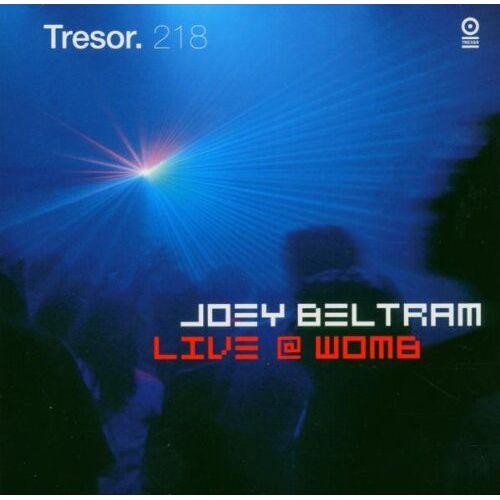 Joey Beltram - Live at Womb - Preis vom 21.01.2021 06:07:38 h
