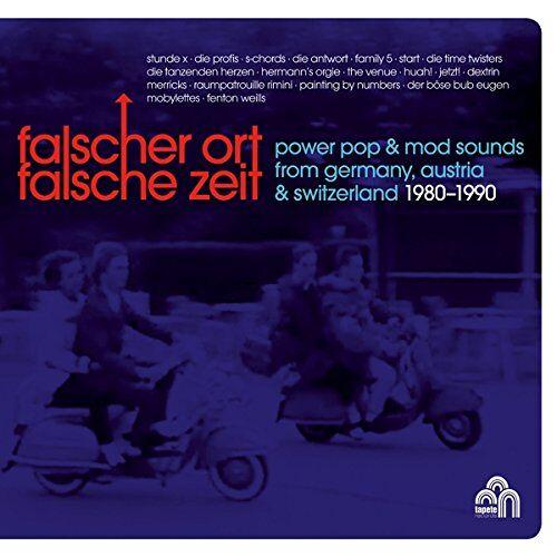 Various - Falscher Ort,Falsche Zeit! - Preis vom 28.02.2021 06:03:40 h