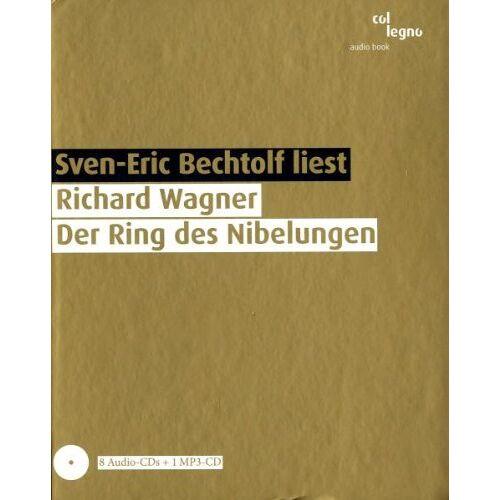 Sven-Eric Bechtolf - Der Ring der Nibelungen - Preis vom 28.02.2021 06:03:40 h
