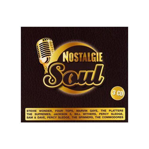 Various - Nostalgie Soul - Preis vom 22.01.2020 06:01:29 h