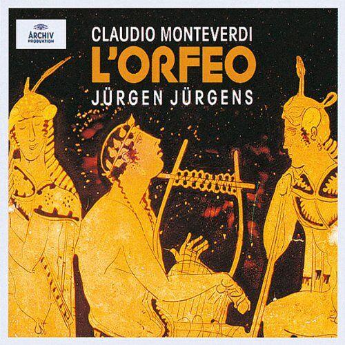Monteverdichor Hamburg - Monteverdi: L'Orfeo (Gesamtaufnahme) - Preis vom 13.05.2021 04:51:36 h