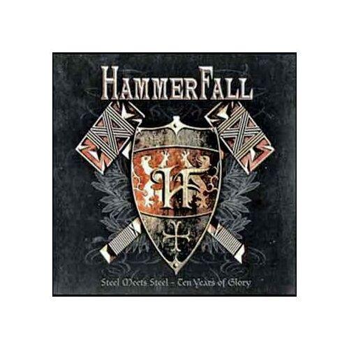 Hammerfall - Steel Meets Steel - Preis vom 08.12.2019 05:57:03 h