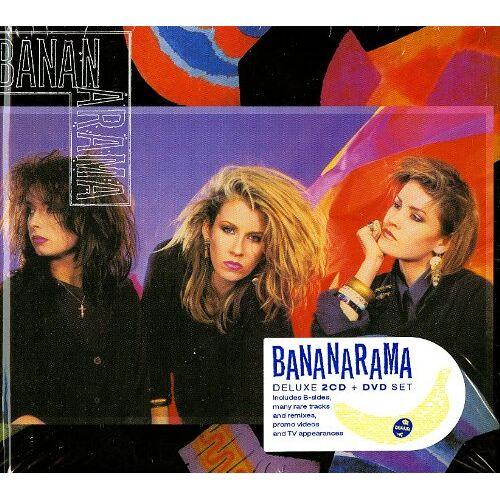 Bananarama - Bananarama (Deluxe Edition) - Preis vom 23.02.2021 06:05:19 h