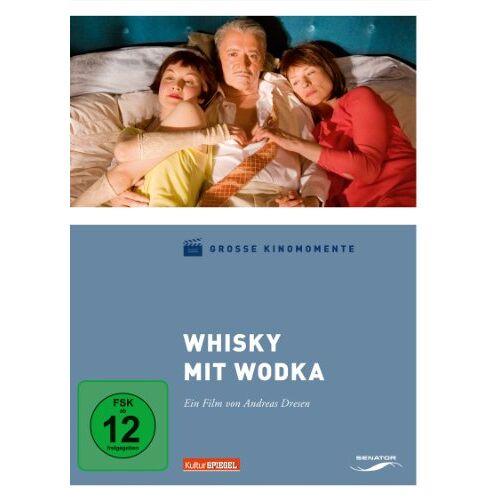 Andreas Dresen - Whisky mit Wodka - Grosse Kinomomente - Preis vom 11.05.2021 04:49:30 h