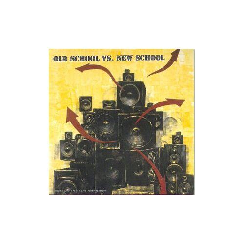 Various - Old School Vs.New School - Preis vom 24.02.2021 06:00:20 h