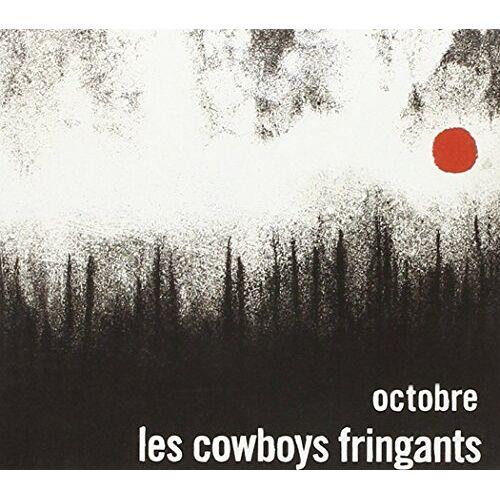 Les Cowboys Fringants - Octobre - Preis vom 04.05.2021 04:55:49 h