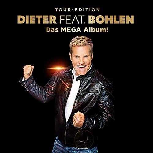 Dieter Bohlen - Dieter Feat. Bohlen (das Mega Album) - Preis vom 15.01.2021 06:07:28 h