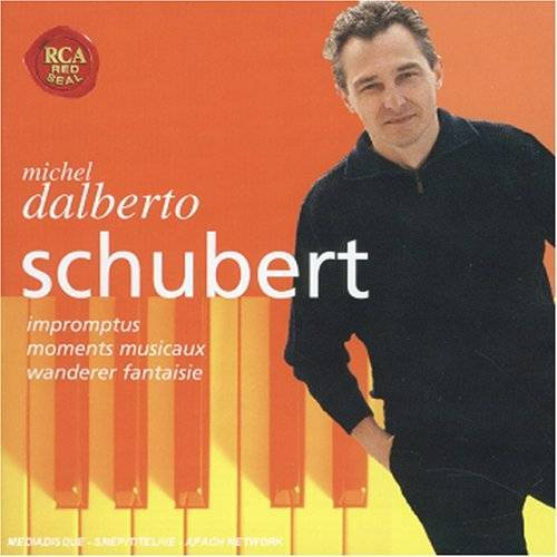 Michel Dalberto - Schubert - Piano Works - Preis vom 18.10.2020 04:52:00 h