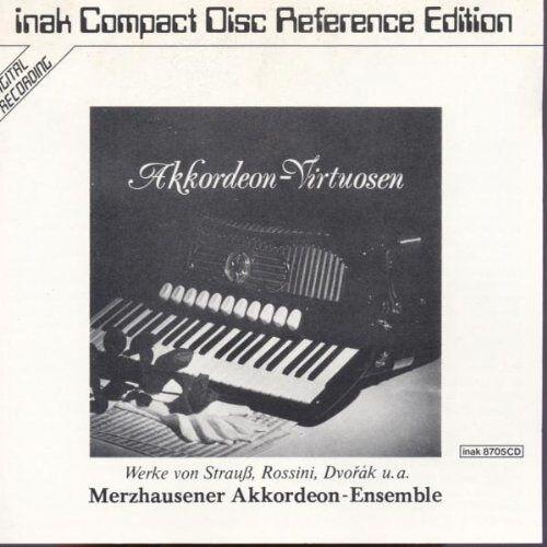 Merzhausener Akkordeon Ensembl - Akkordeon Virtuosen - Preis vom 27.02.2021 06:04:24 h