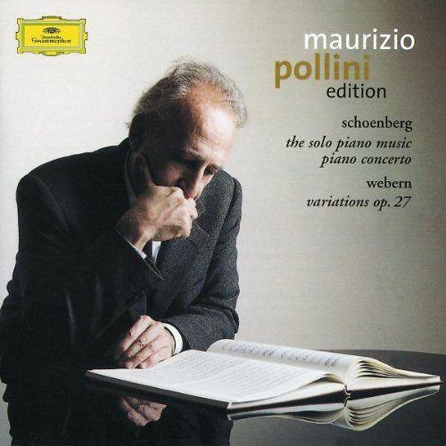 Maurizio Pollini - Pollini-Edition Vol.11 - Preis vom 15.04.2021 04:51:42 h