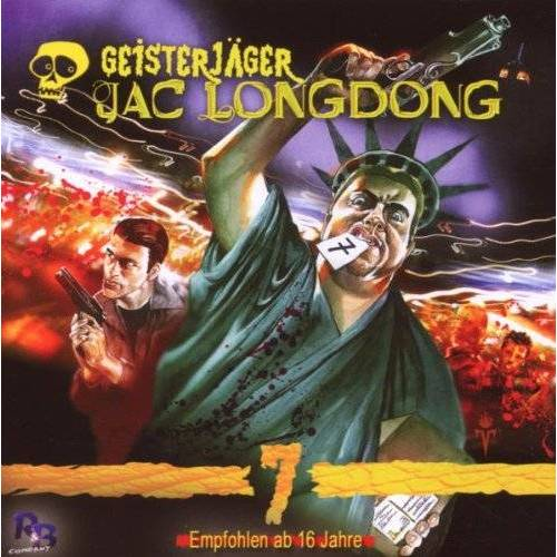 Geisterjaeger Jac Longdong - Geisterjäger Jac Longdong, 7 - Preis vom 21.04.2021 04:48:01 h