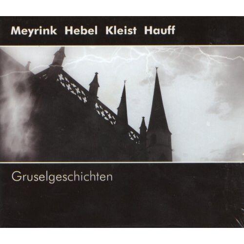 Various - Gruselgeschichten - Hörbuch - Preis vom 08.04.2021 04:50:19 h